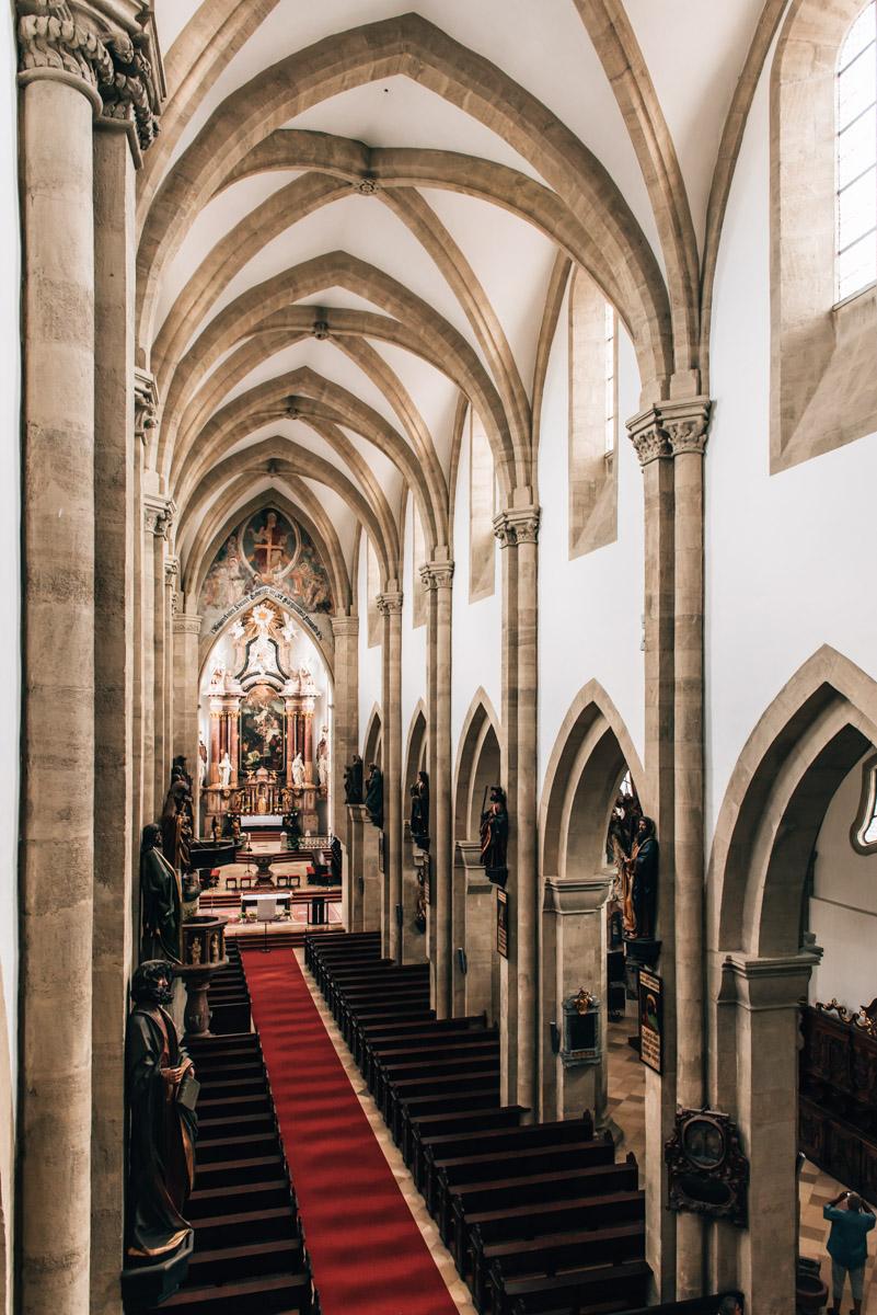 Kirche Wiener Neustadt