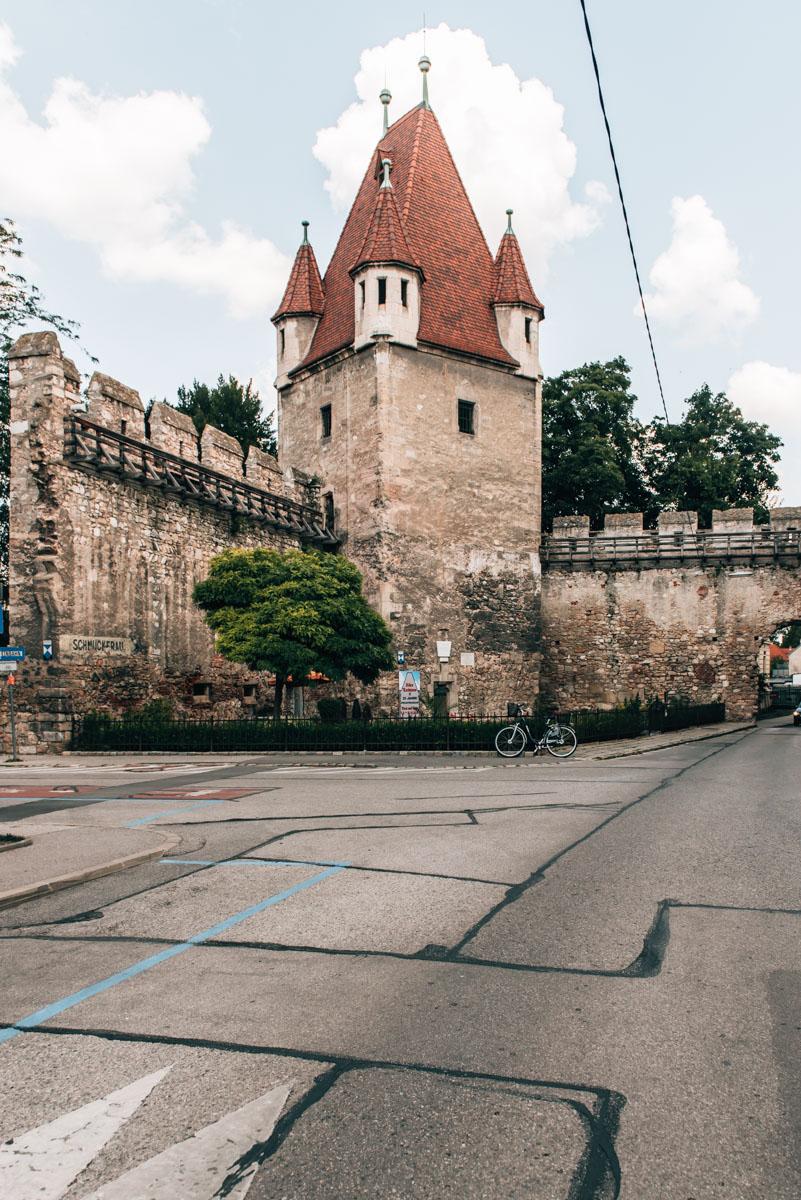 Reckturm Wiener Neustadt