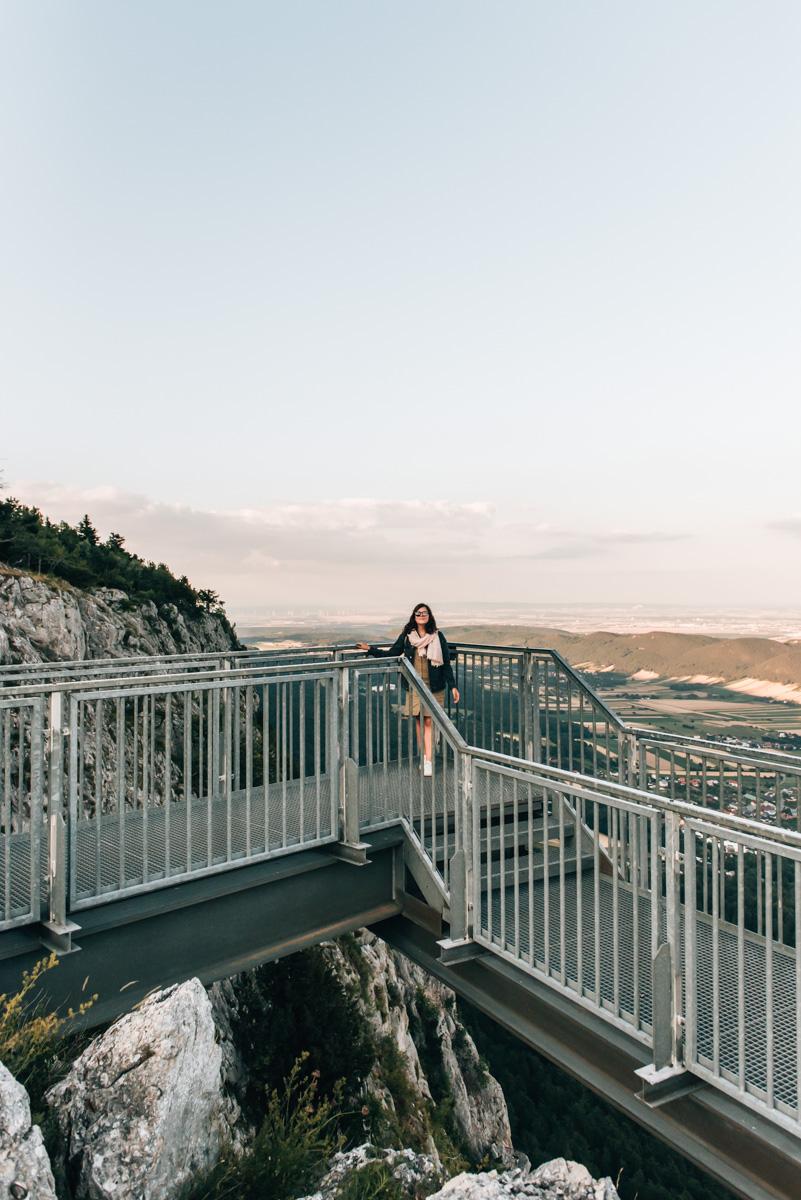 Skywalk Hohe Wand