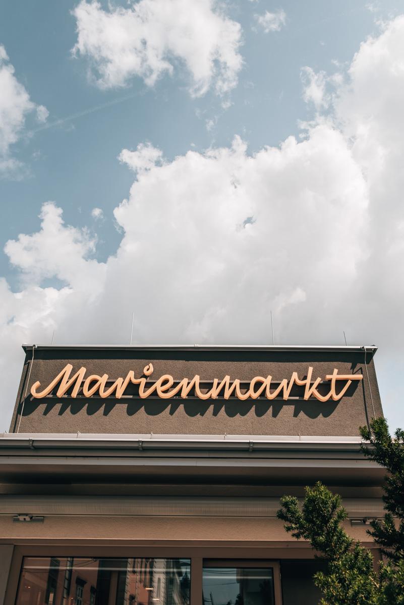 Wiener Neustadt Marienmarkt