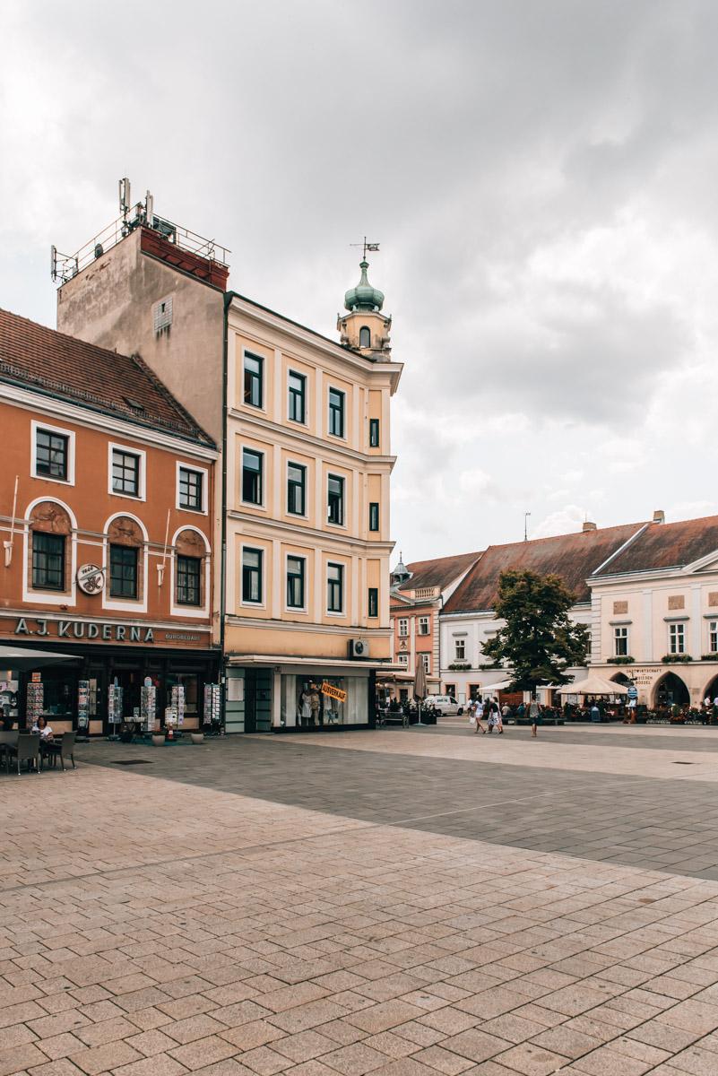 Wiener Neustadt Sehenswürdigkeiten