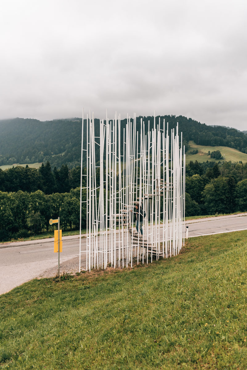 Busstop Bregenzerwald