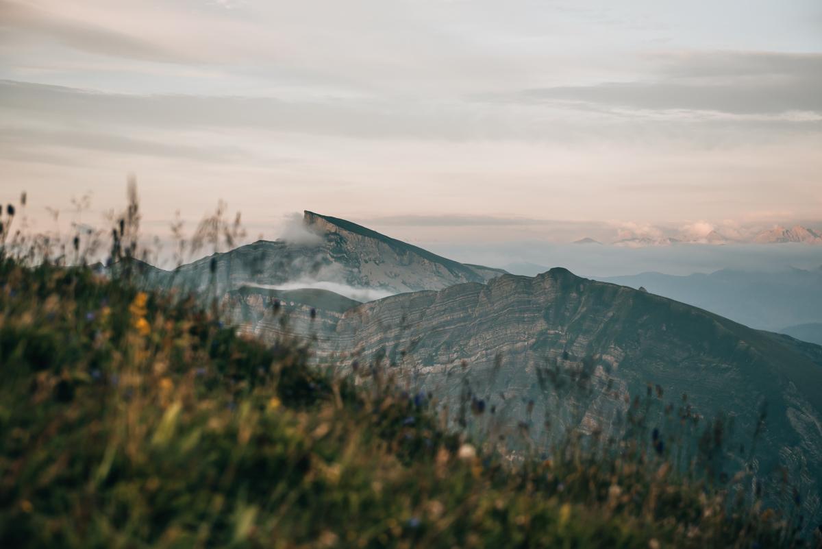 Diedamskopf Sonnenuntergangsfahrt
