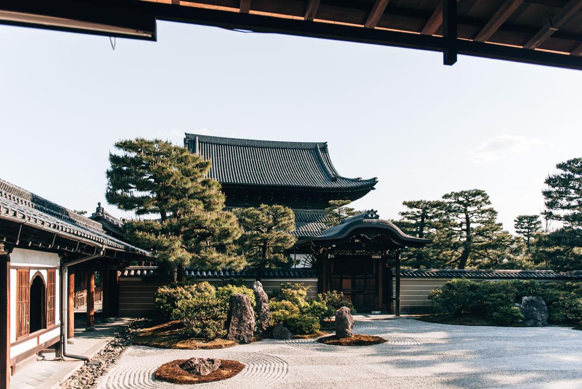 Kennin ji Tempel