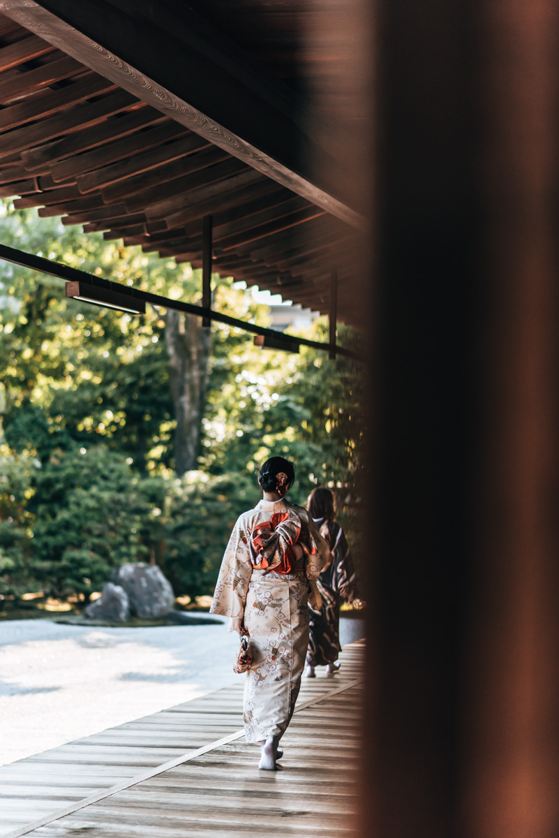Kyoto Temple Sightseeing