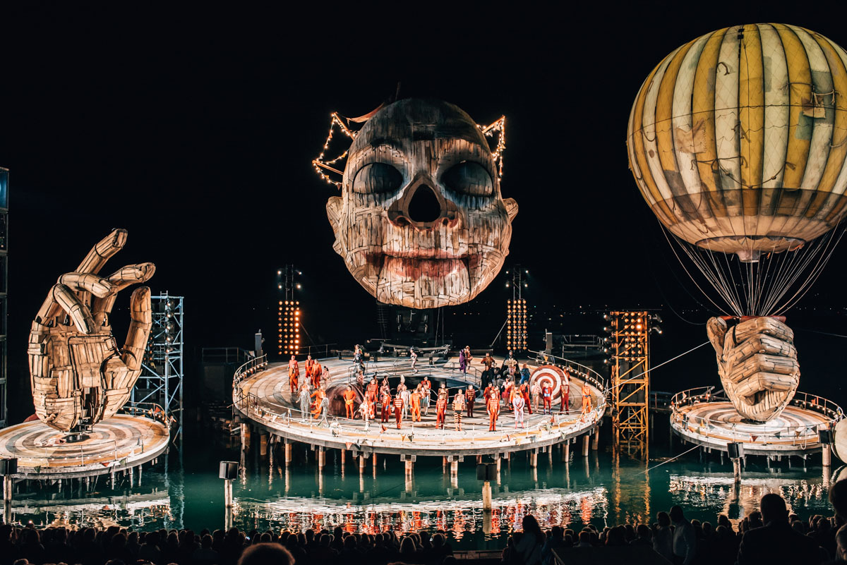 Rigoletto Bregenzer Festspiele