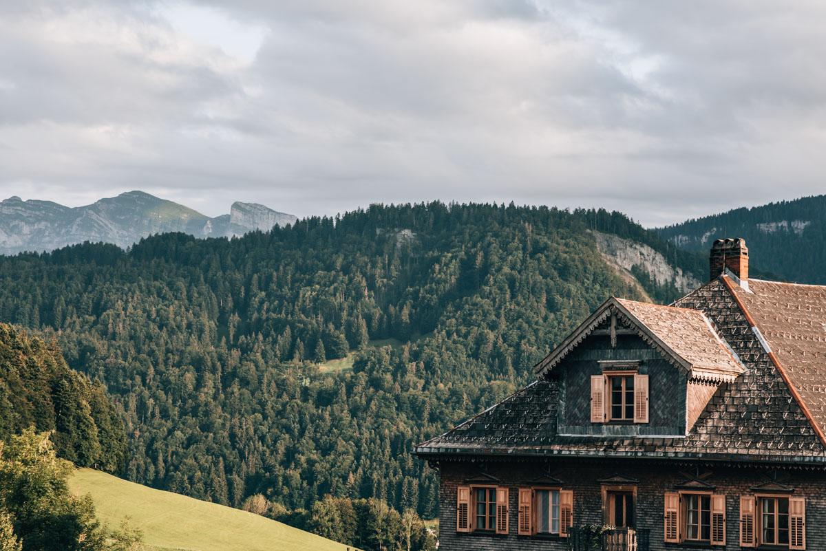 Schwarzenberg Bregenzerwald