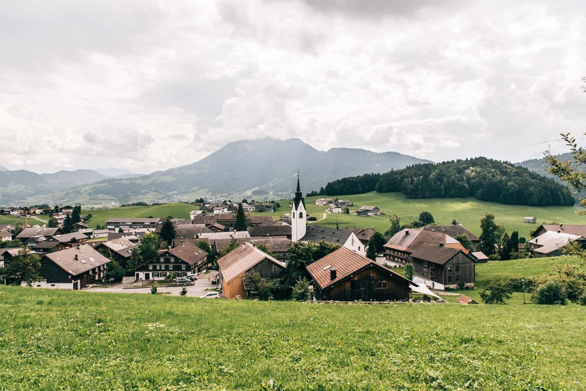Schwarzenberg Vorarlberg