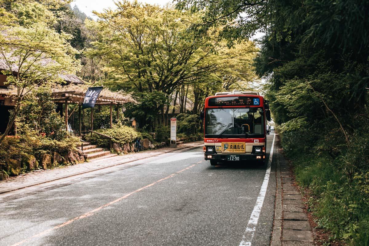 Bus Hakone