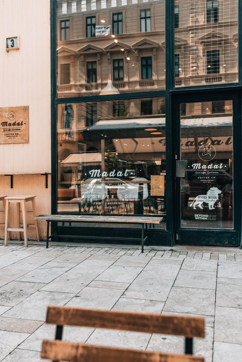 Cafe Madal Budapest
