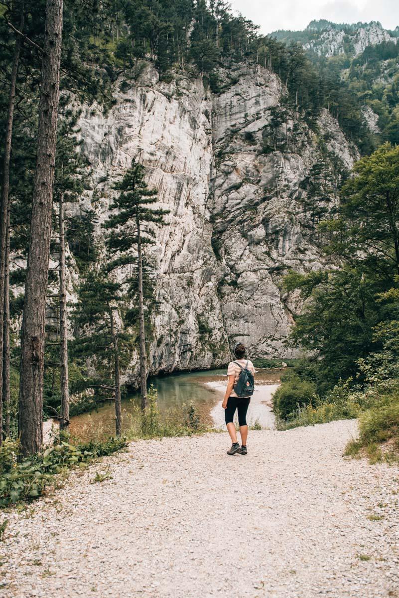 Höllental Wandern
