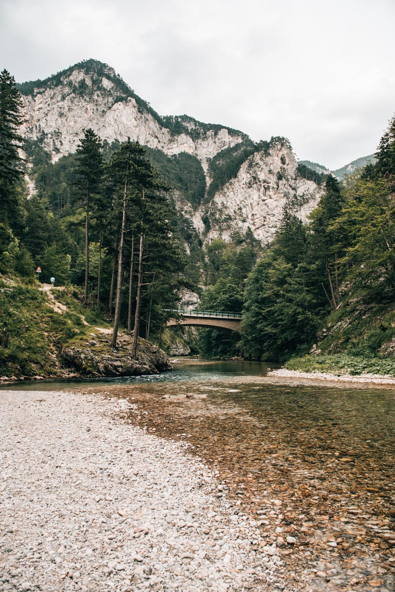 Höllental Wasserleitungweg