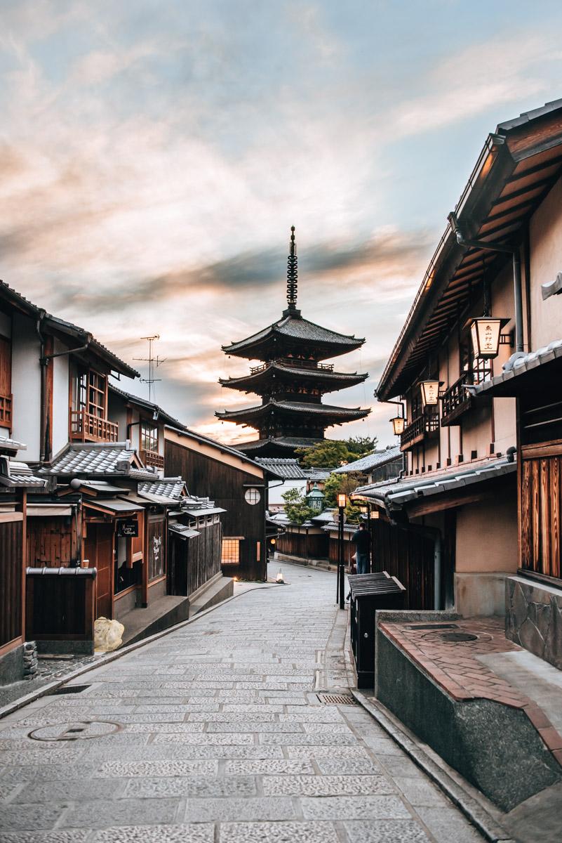 Hokan ji Tempel