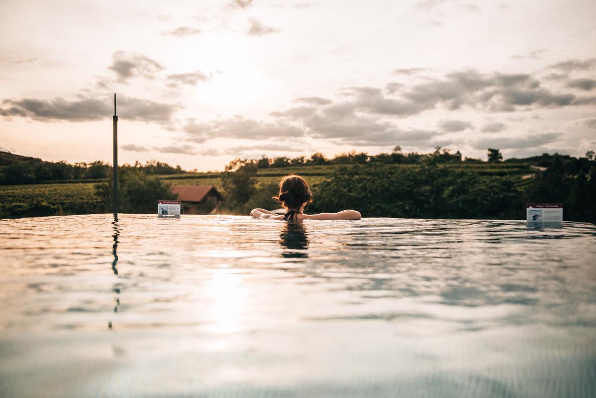 Retz Hotel Pool