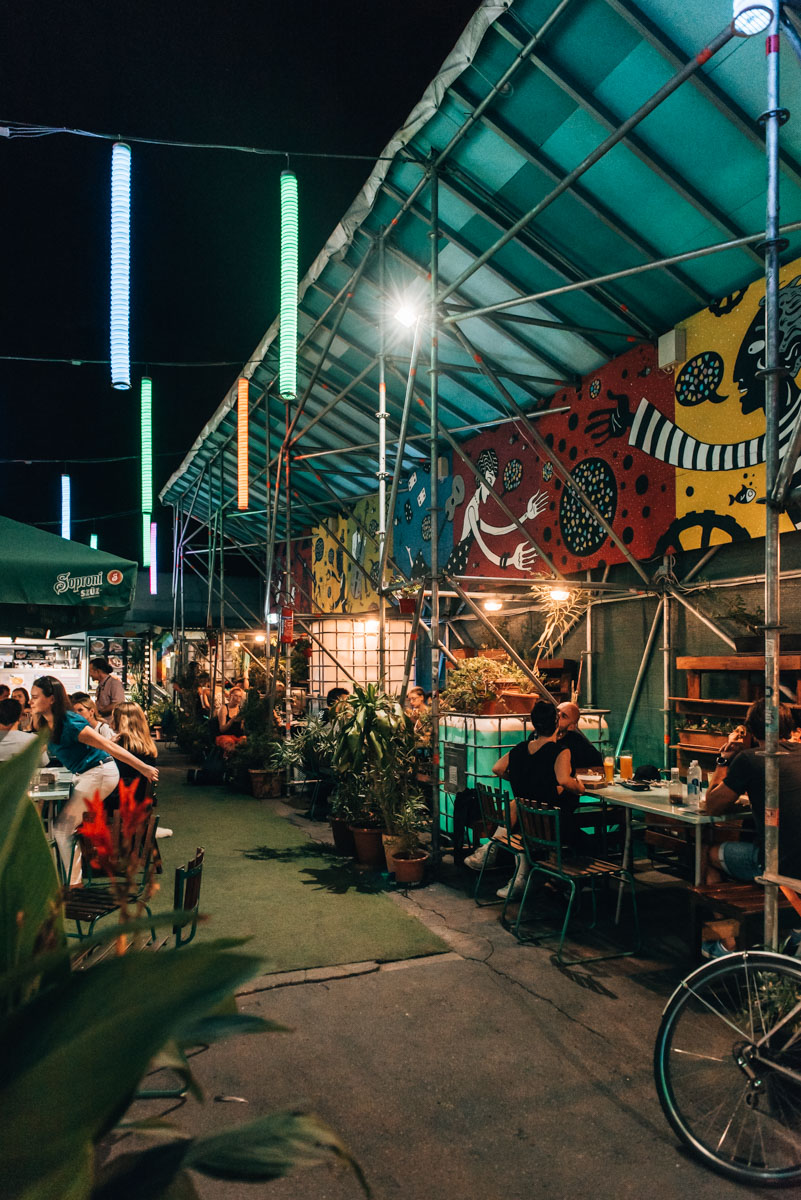 Vegan Street Food Garden