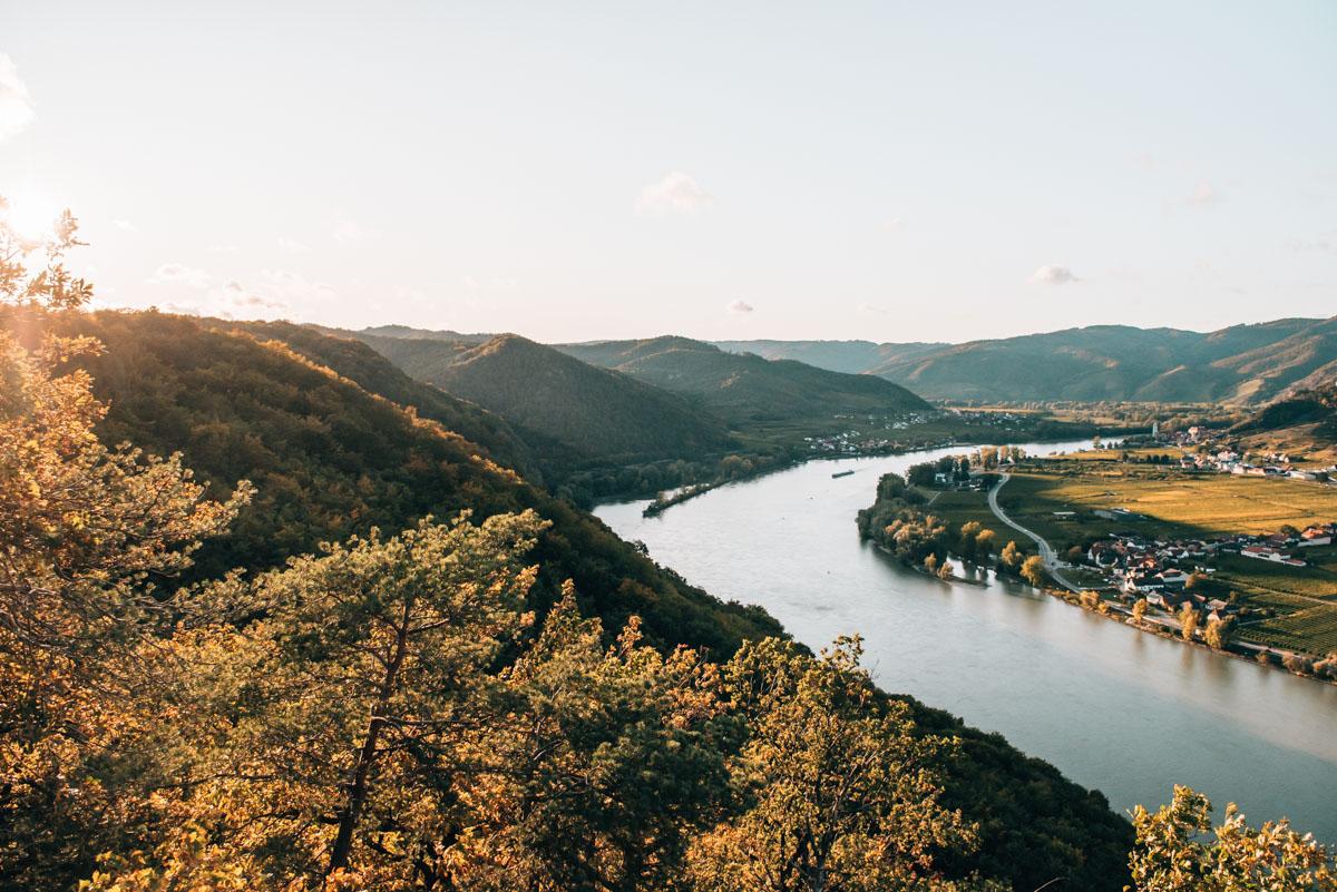 Aussichtspunkt Krems