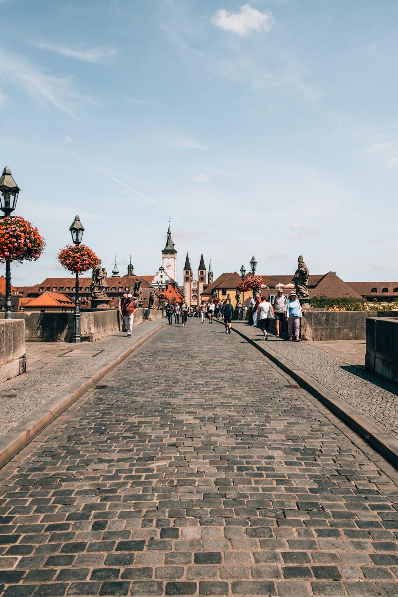 Brückenschoppen Würzburg