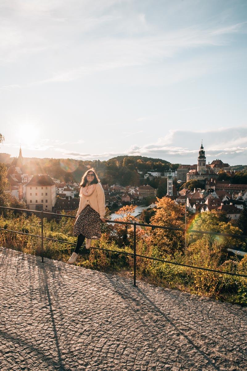 Cesky-Krumlov Sonnenuntergang Tipps