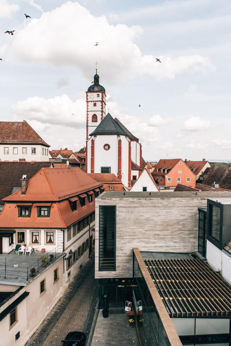 Dettelbach Kirche