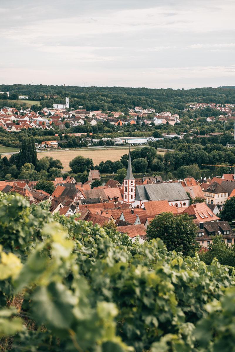 Frickenhausen Aussichtspunkt