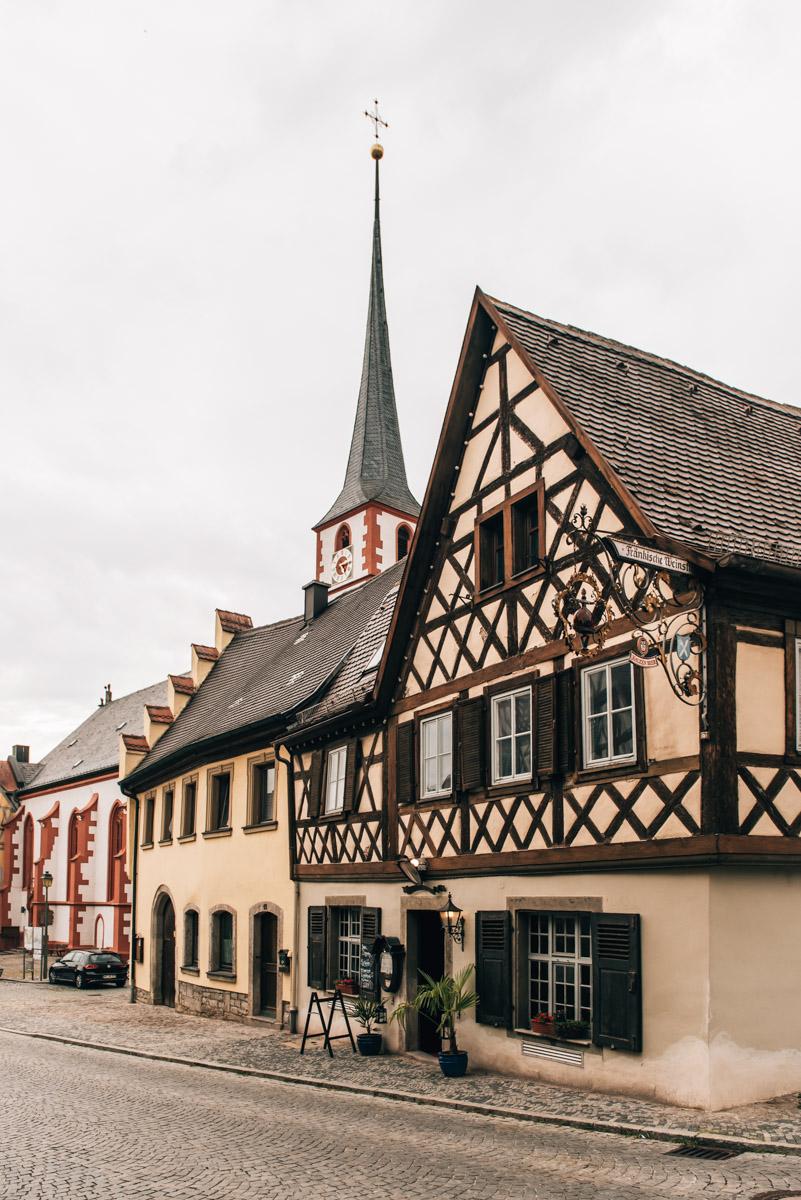 Frickenhausen am Main