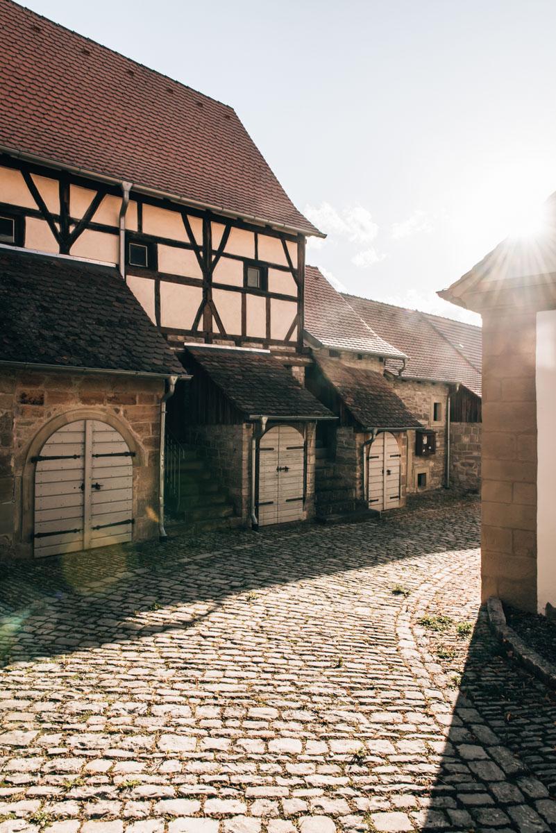 Hütenheim Franken