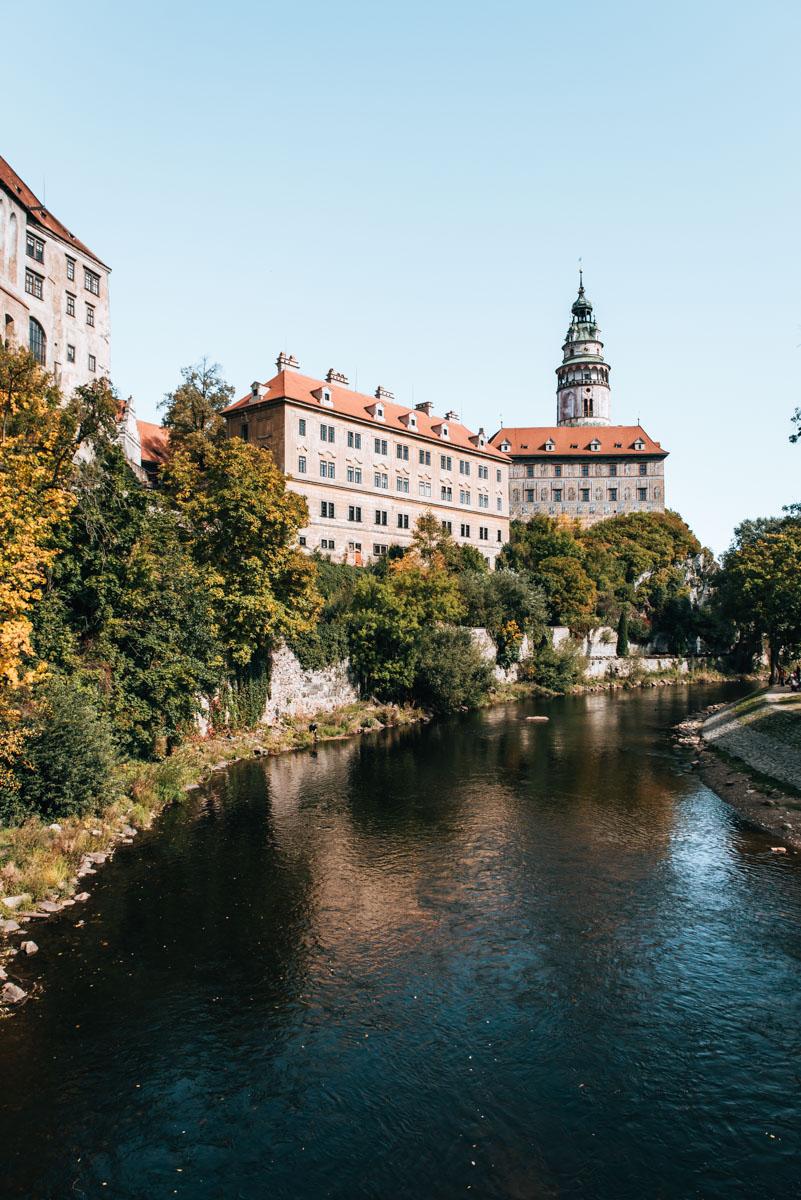 Krumau Schloss