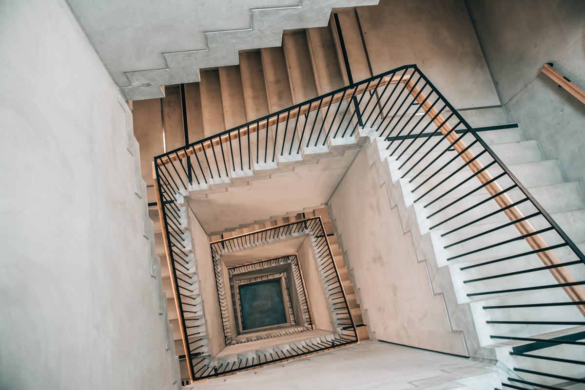 Landesgalerie Stiegenhaus