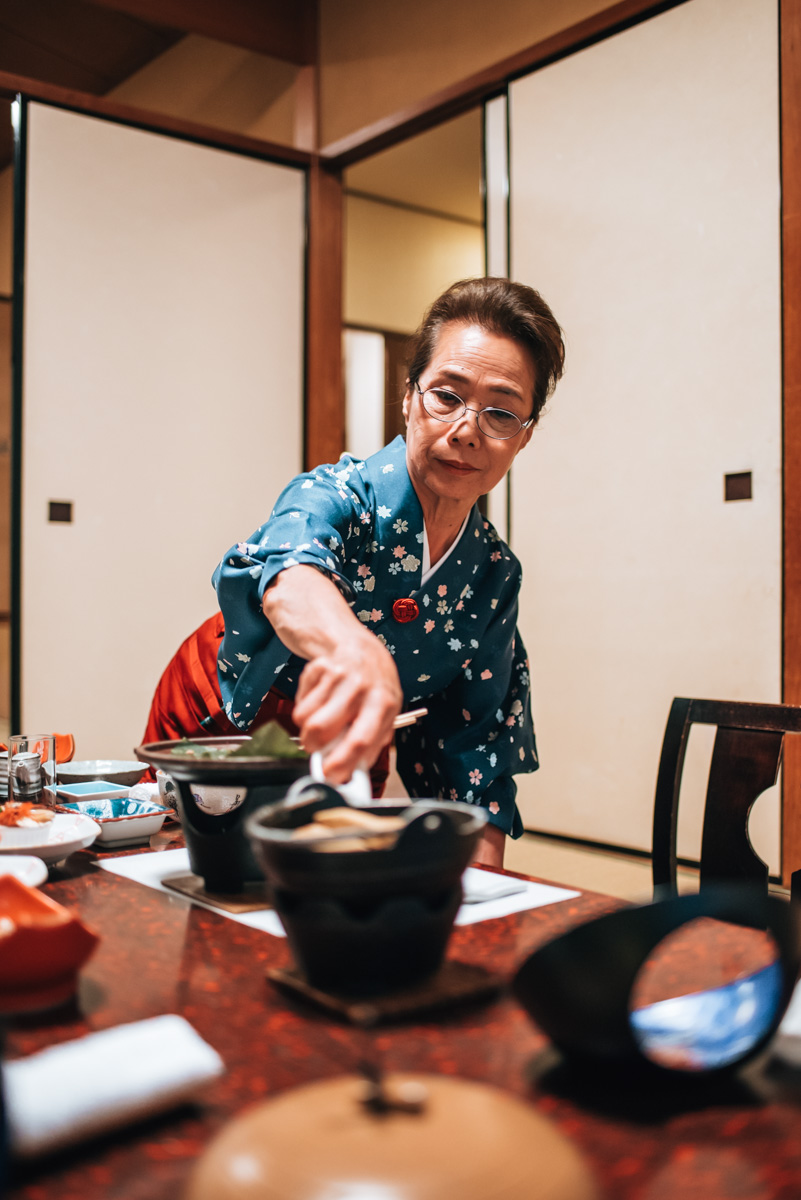 Restaurants Hakone Tipps