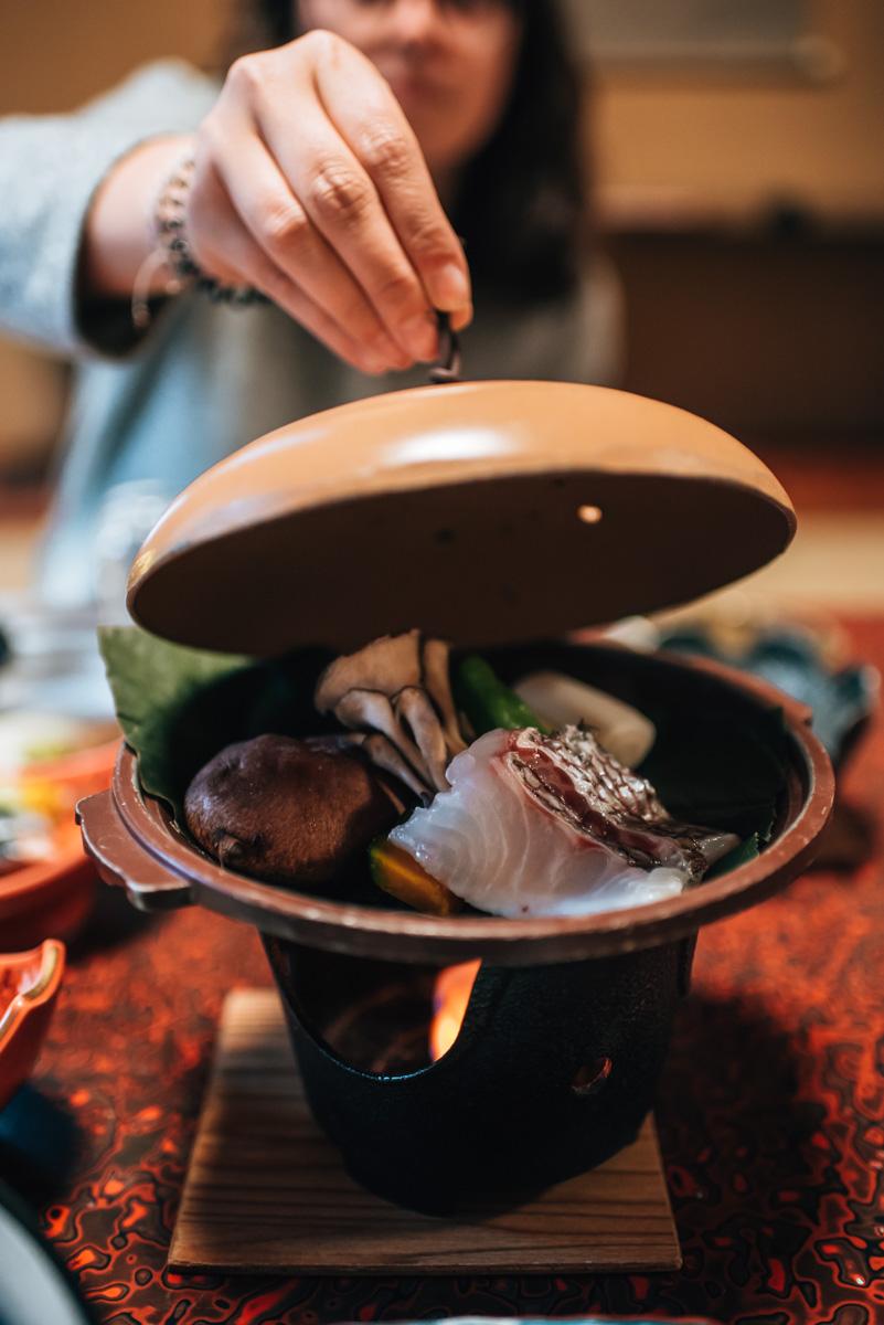 Restaurants Hakone