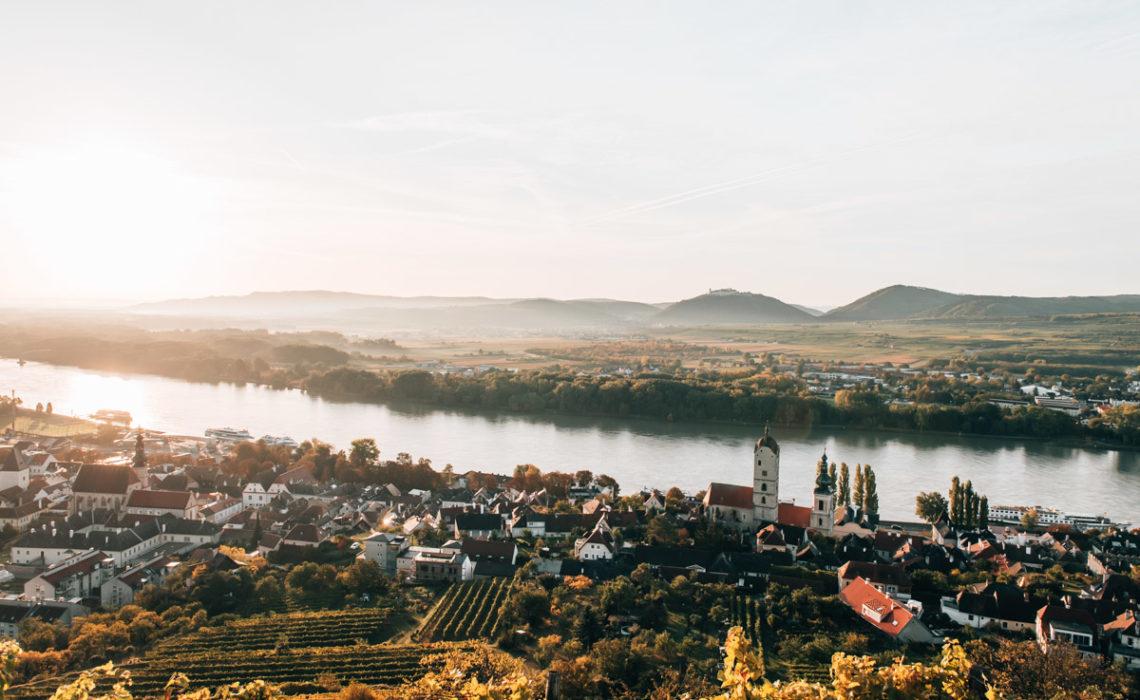 Sonnenaufgang Krems Tipps