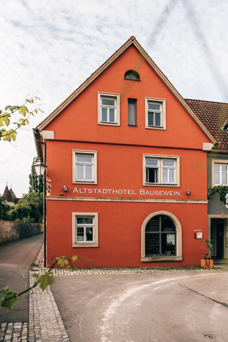 Bausewein Iphofen Hotel