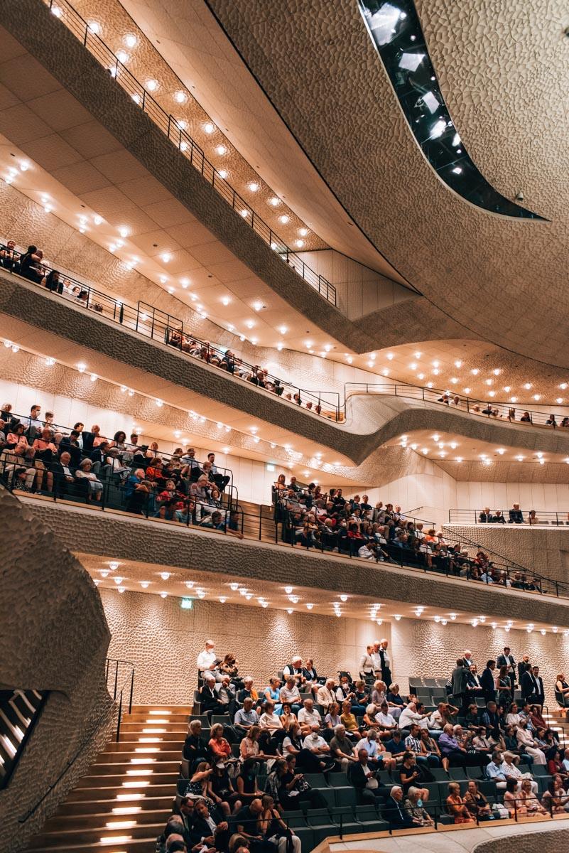Elbphilharmonie Hamburg Tickets