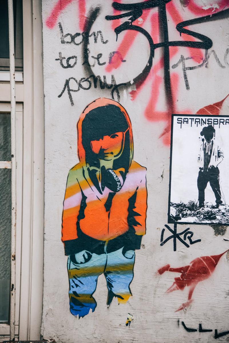 Streetart Hamburg Tips