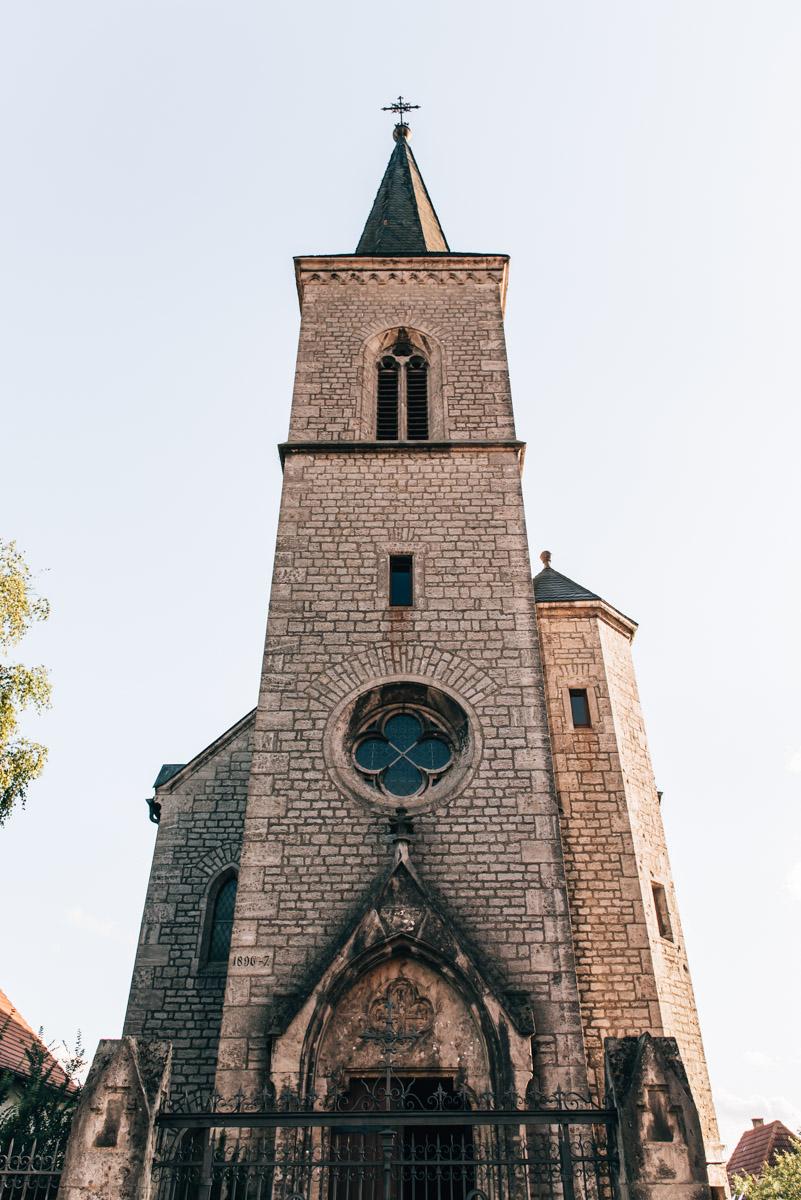 Hüttenheim Kirche