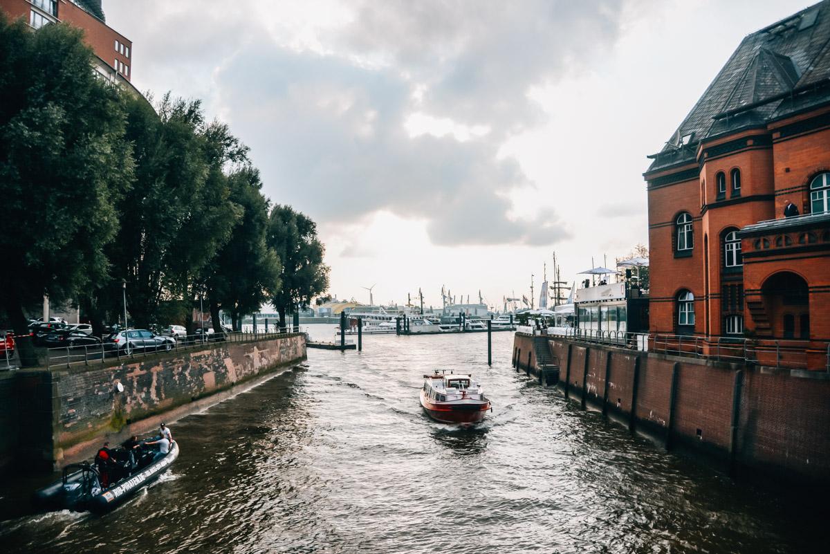 Harbour Cruise Hamburg