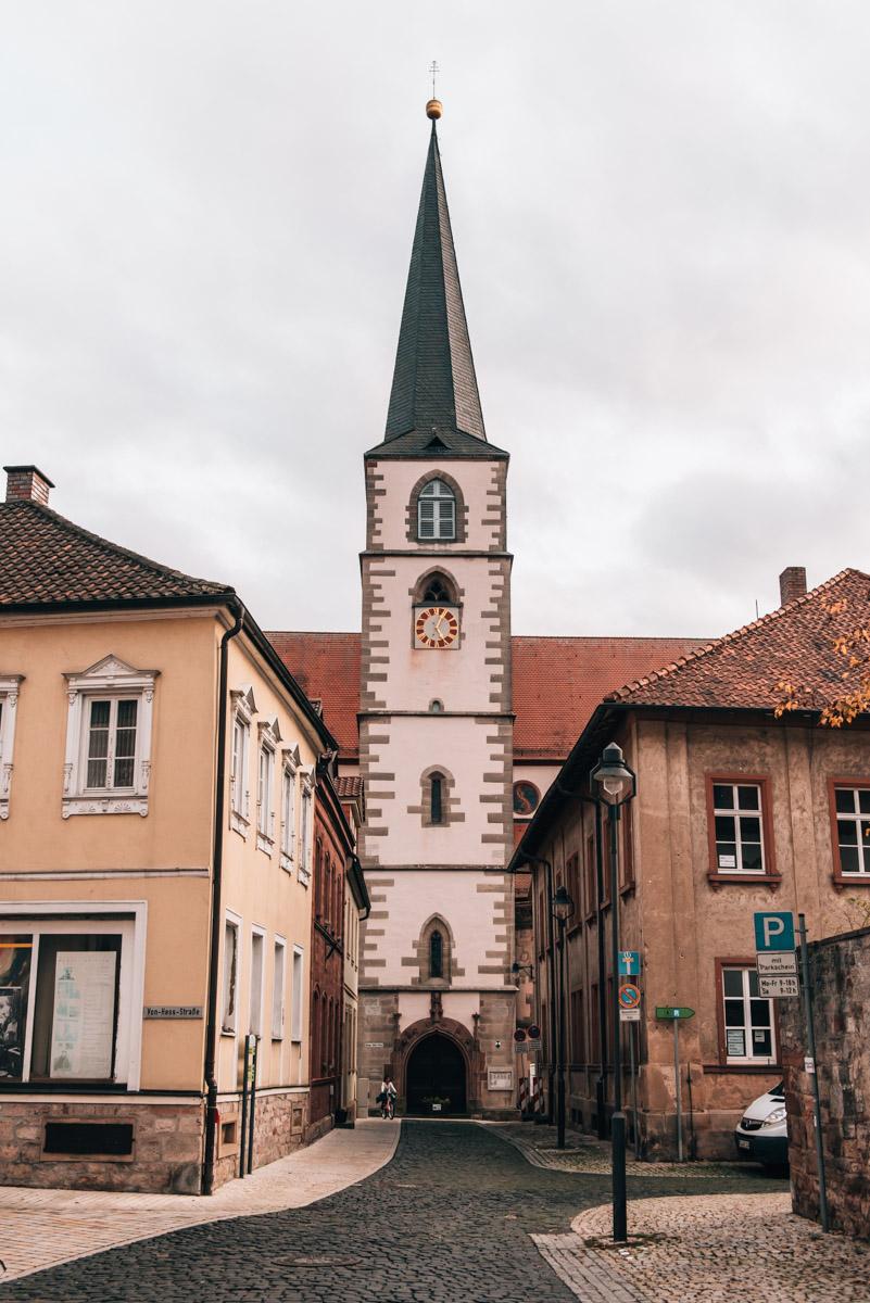 Hammelburg Sehenswürdigkeiten Tipps