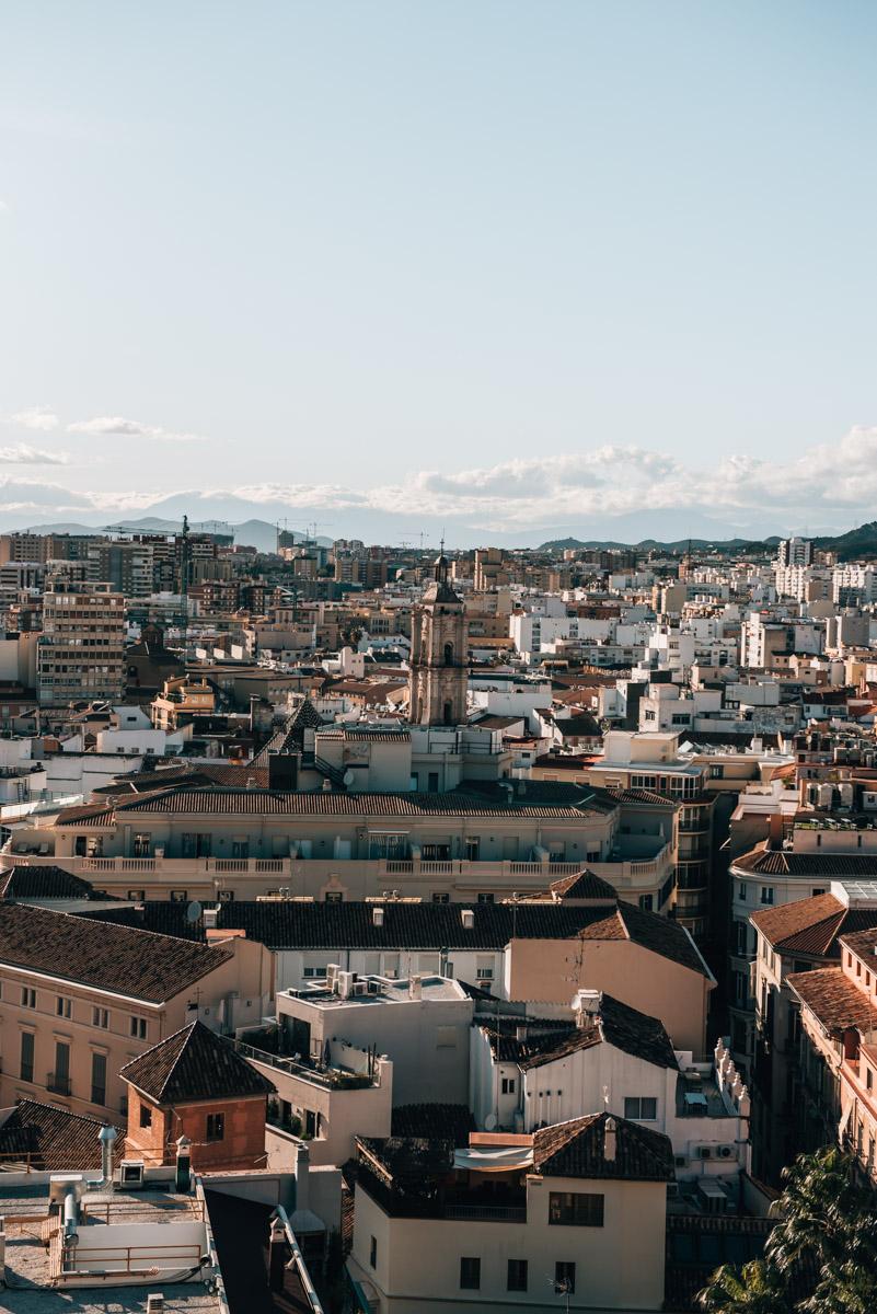 Malaga Kathedrale Turmbesteigung