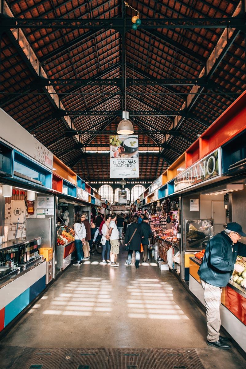 Mercado Central Malaga