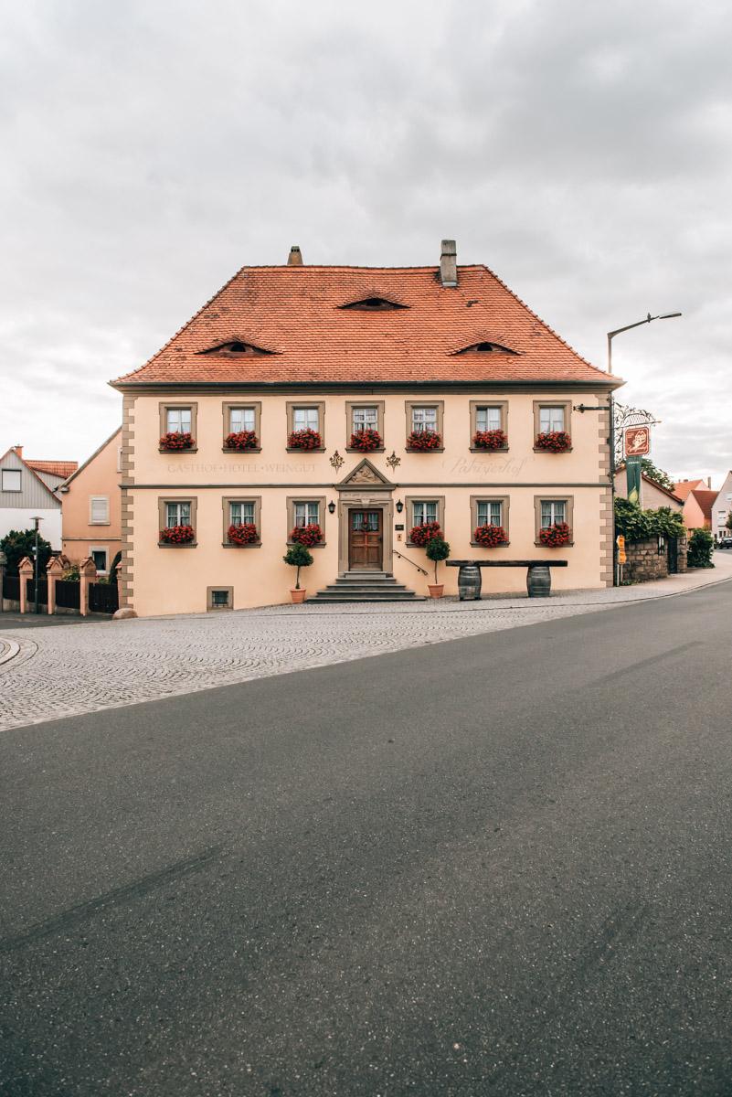 Patrizierhof Grosslangheim