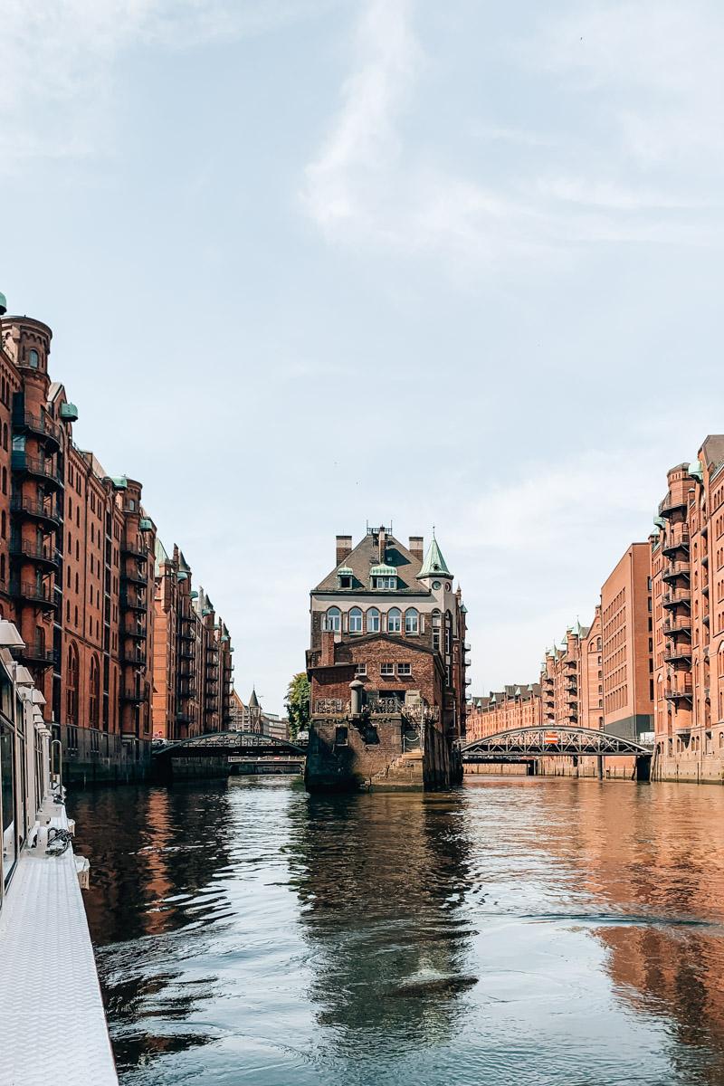 Speicherstadt Cruise Hamburg