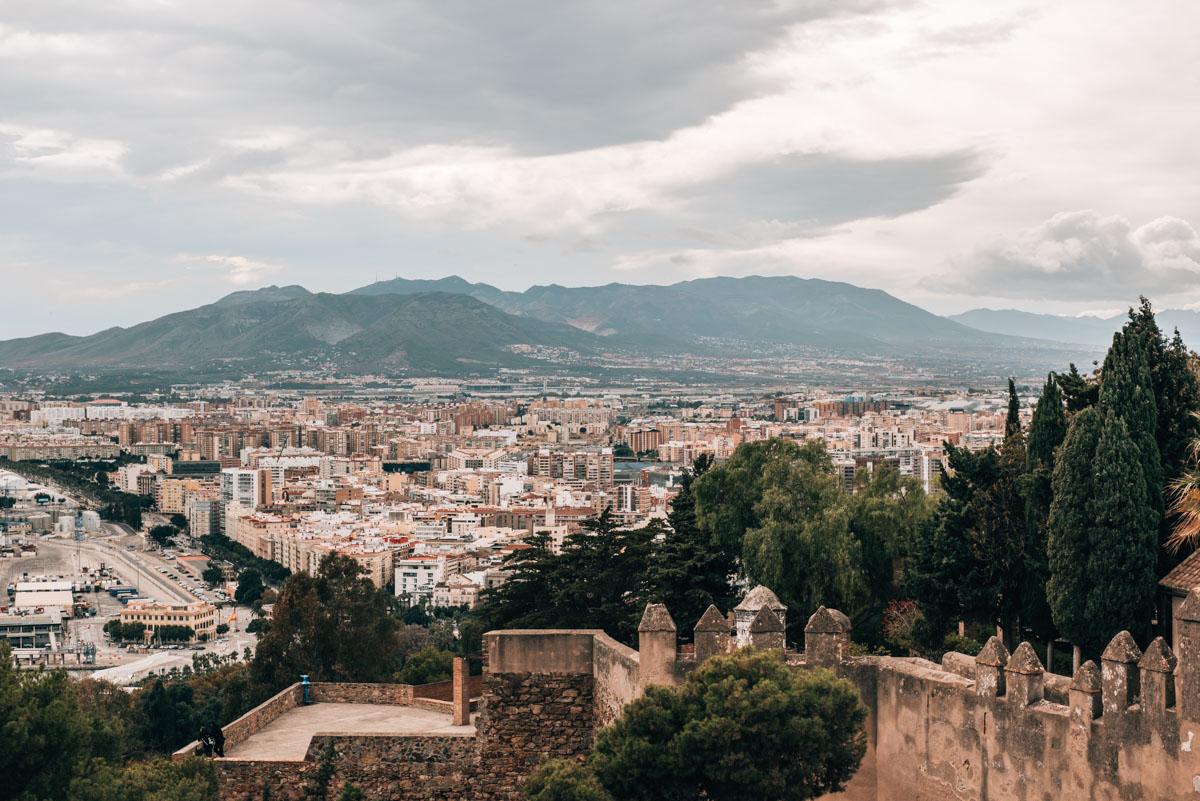 Castillo Malaga