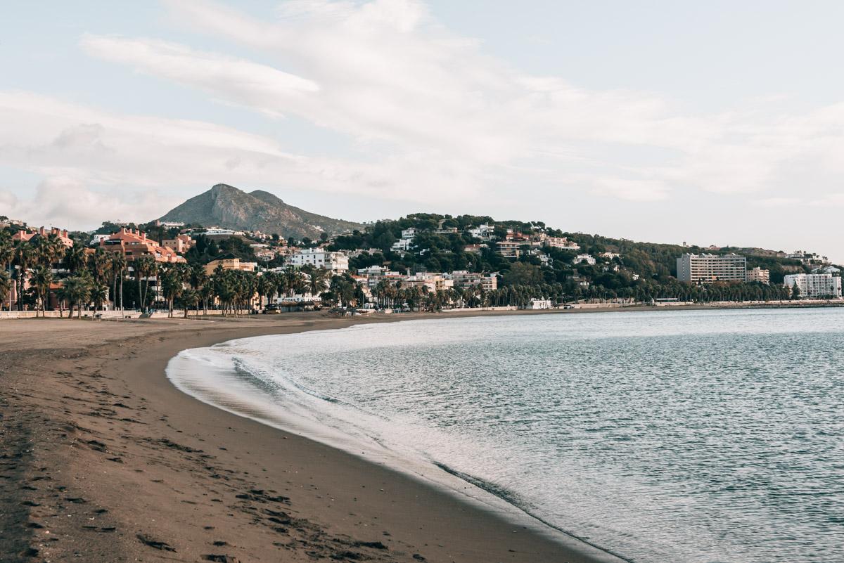 Malaga Strand Tipps