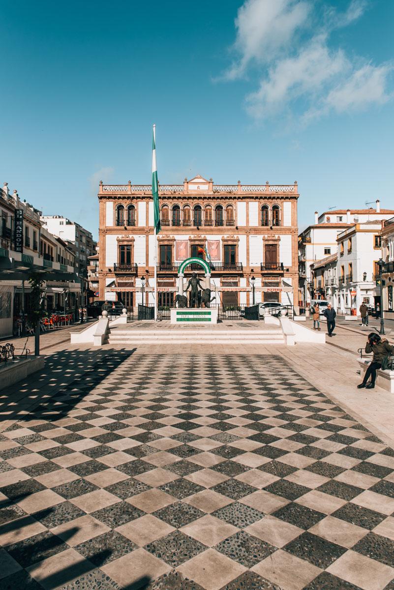 Plaza del Socorro Ronda