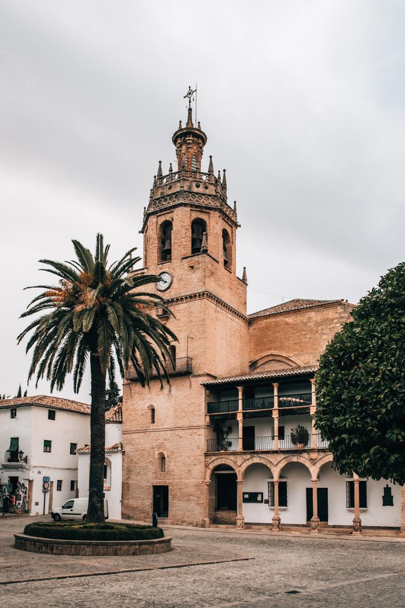 Ronda Kirche