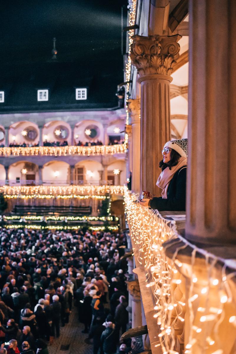Stuttgarter Weihnachtsmarkt Eröffnung