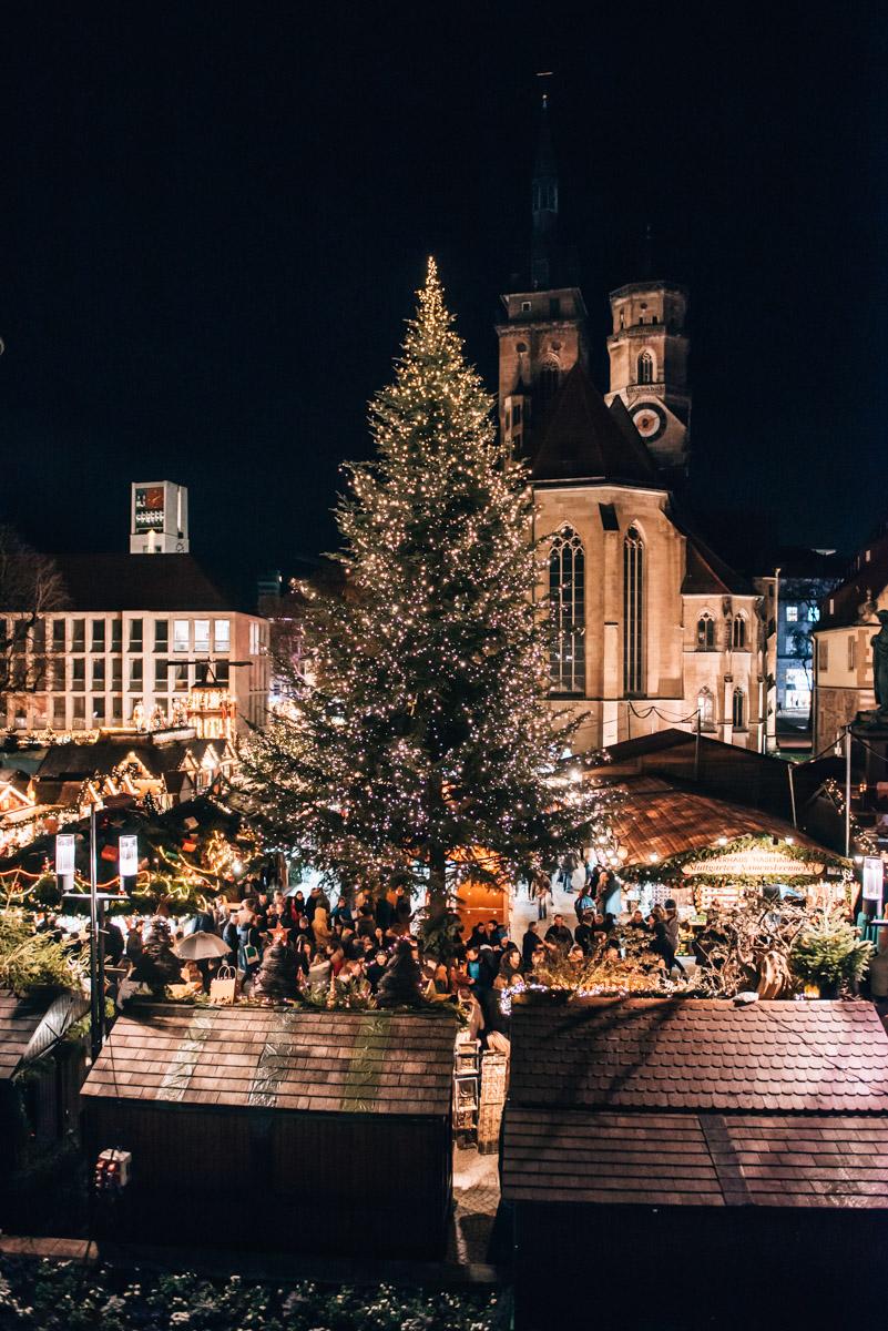 Weihnachtsbaum Stuttgart