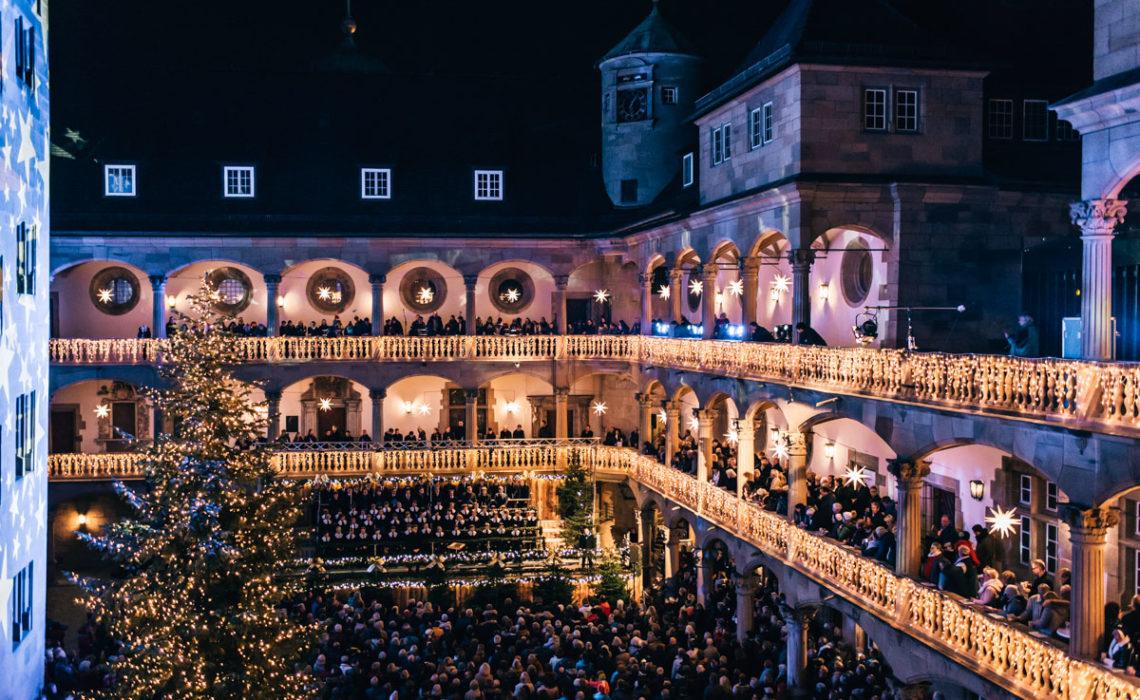 Weihnachtsmarkt Stuttgart Eröffnung