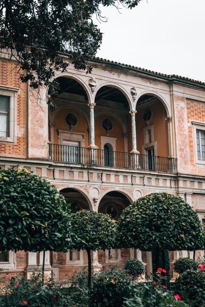 Casa de Pilatos Entry