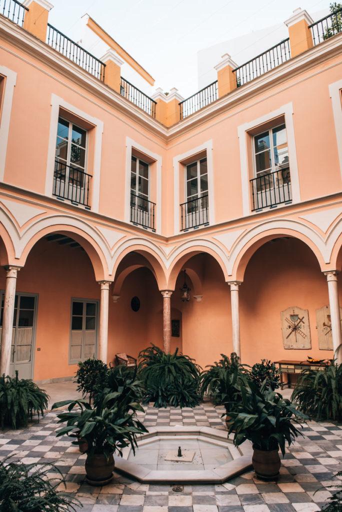 Hotel tip Seville
